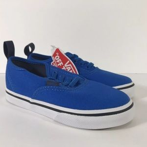 Vans Authentic Canvas Imperial Blue Sneakers